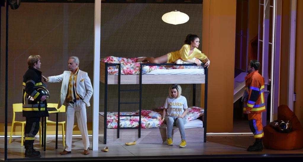 De conceptuele grenzen van een opera