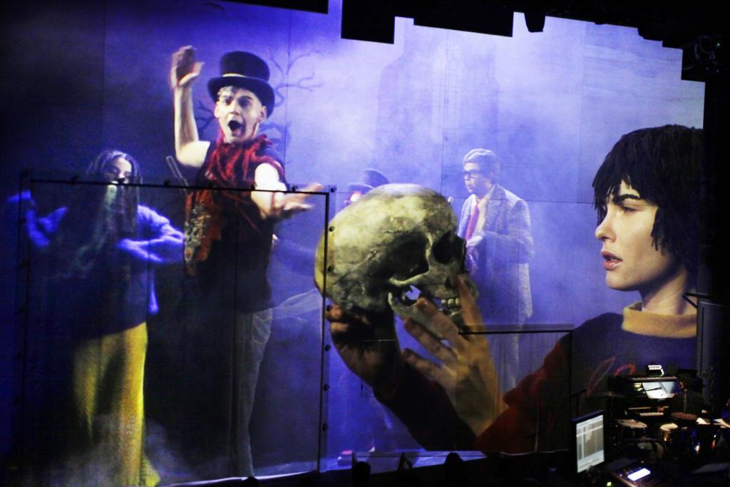 Hamlet als Berliner